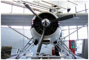 Un DHC Beaver préservé au Canadian Air & Space Museum (Photo Plismo (CC BY-SA 3.0))