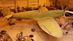 Le Spitfire Mk IX RR232 en cours de restauration (Photo Andy (CC BY-NC-SA 2.0))