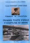 Louis Gaudart, premier pilote d'essais