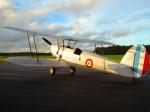 Le SV.4C Stampe F-AZPH de l'Escadrille Foug'Air.