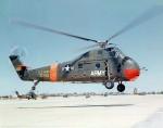 Un H-34 Choctaw en service dans l'US Army (Photo US Army)