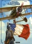 Pilote à l'Edelweiss T3