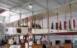 Le Caproni Ca.3 préservé au musée de l'armée de l'air italienne à Vigna di Valle (Photo Bergfalke2 (CC BY-SA 3.0))