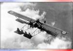 Caudron G.4 en vol © Musée de l'Air et de l'Espace - Le Bourget