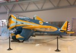 Le P-26 Peashooter du Planes of Fame Museum (Photo Greg Goeble (CC BY-SA 2.0))