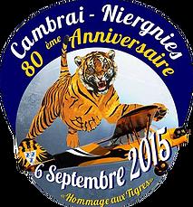 """Meeting Aérien Cambrai 2015 - 80ème anniversaire """"Hommage Aux Tigres"""""""