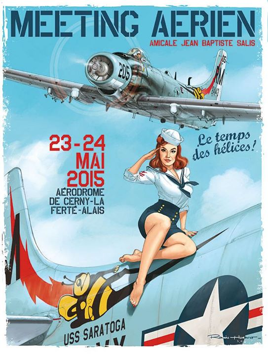 Meeting Le Temps des Hélices 2015