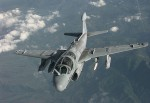 Un EA-6B Prowler. (Photo US Air Force)
