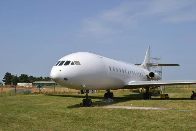 Source: Caravelle VI Corse-air International (Restauration)- Paris Orly France