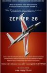 Lancement site Zephyr 28
