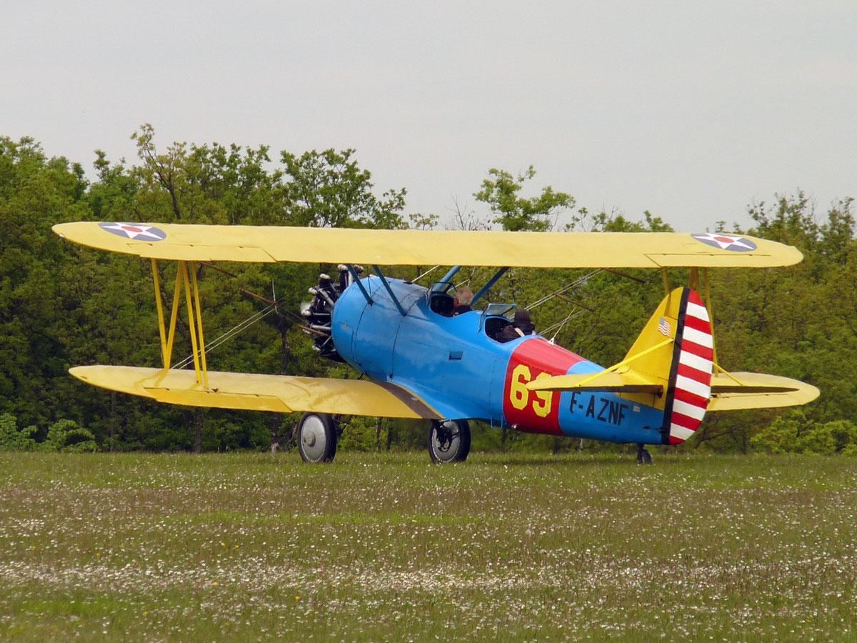 Registre des avions anciens  déjà (seulement) 100 appareils – L ... 9c46f03b0f8