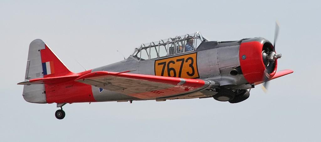 AT-6B Texan N3198G (Photo Bill Word (CC BY-NC-ND 2.0))