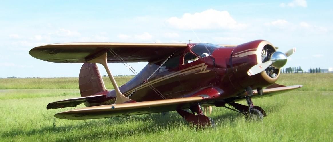 Beechcraft D.17S Staggerwing F-GUZZ 0000