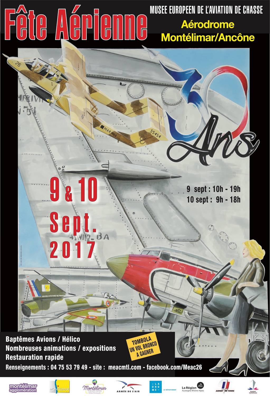 30e Annivers'Air du Musée Européen de l'Aviation de Chasse
