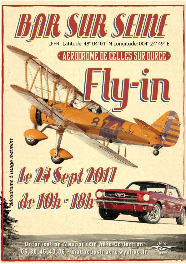 Fly-In Mauboussin Aéro Collection