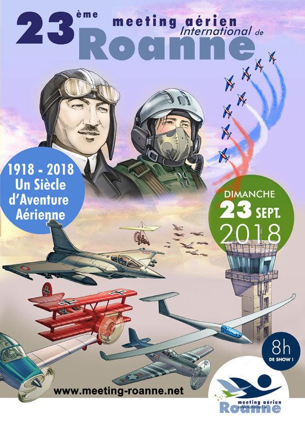 Meeting Aérien International de Roanne