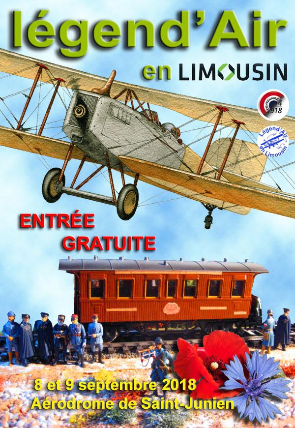 Légend'Air en Limousin