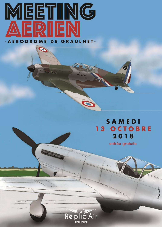 Meeting aérien de Réplic'Air