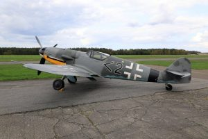 Bf 109G-14 WNr 462707 (Photo © Richard Paver)