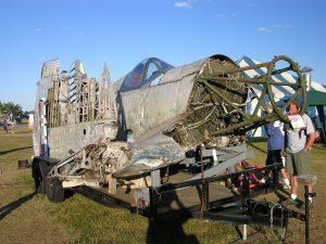 F3A-1 Corsair BuNo 04634 N4634 (Photo D. Miller (CC BY 2.0))