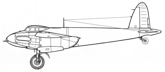 Mosquito FB Mk VI