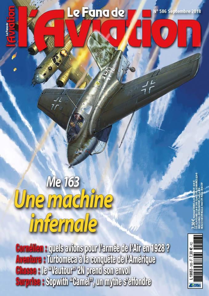 1299642f055 Le dernier numéro du Fana de l Aviation est publié. Au sommaire  Lire la  suite