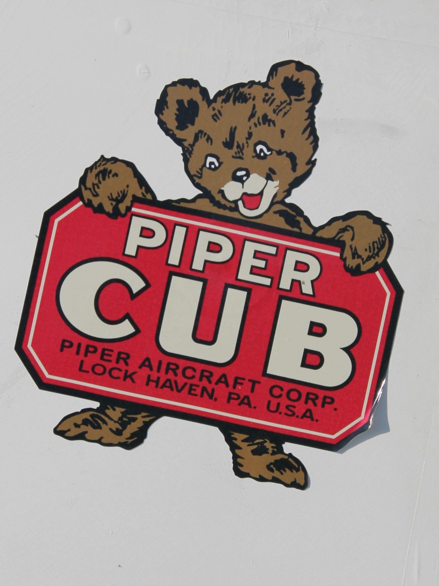 Piper Aircraft Corp. © Benjamin Gilbert