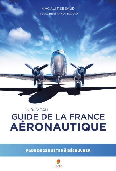 Couverture Guide de la France Aéronautique