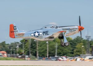 P-51D 44-74445 N4132A Pecos Bill © George Land