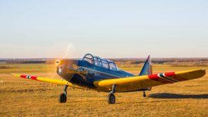 Fairchild PT-26B CornellT43-4536 - N73520 © Franck Rister