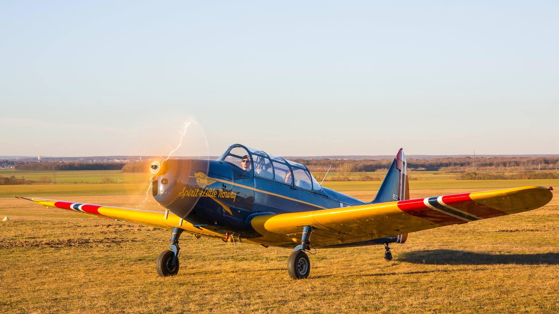 Fairchild PT-26B CornellT43-4536 - N73520 ( photo © Franck Rister)