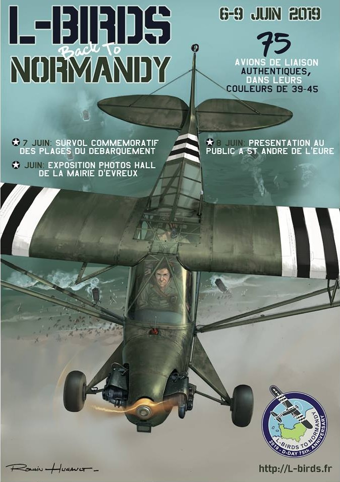 L-Birds back to Normandy