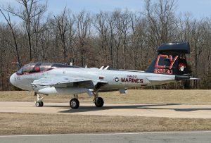 Northrop Grumman EA-6B Prowler BuNo162230