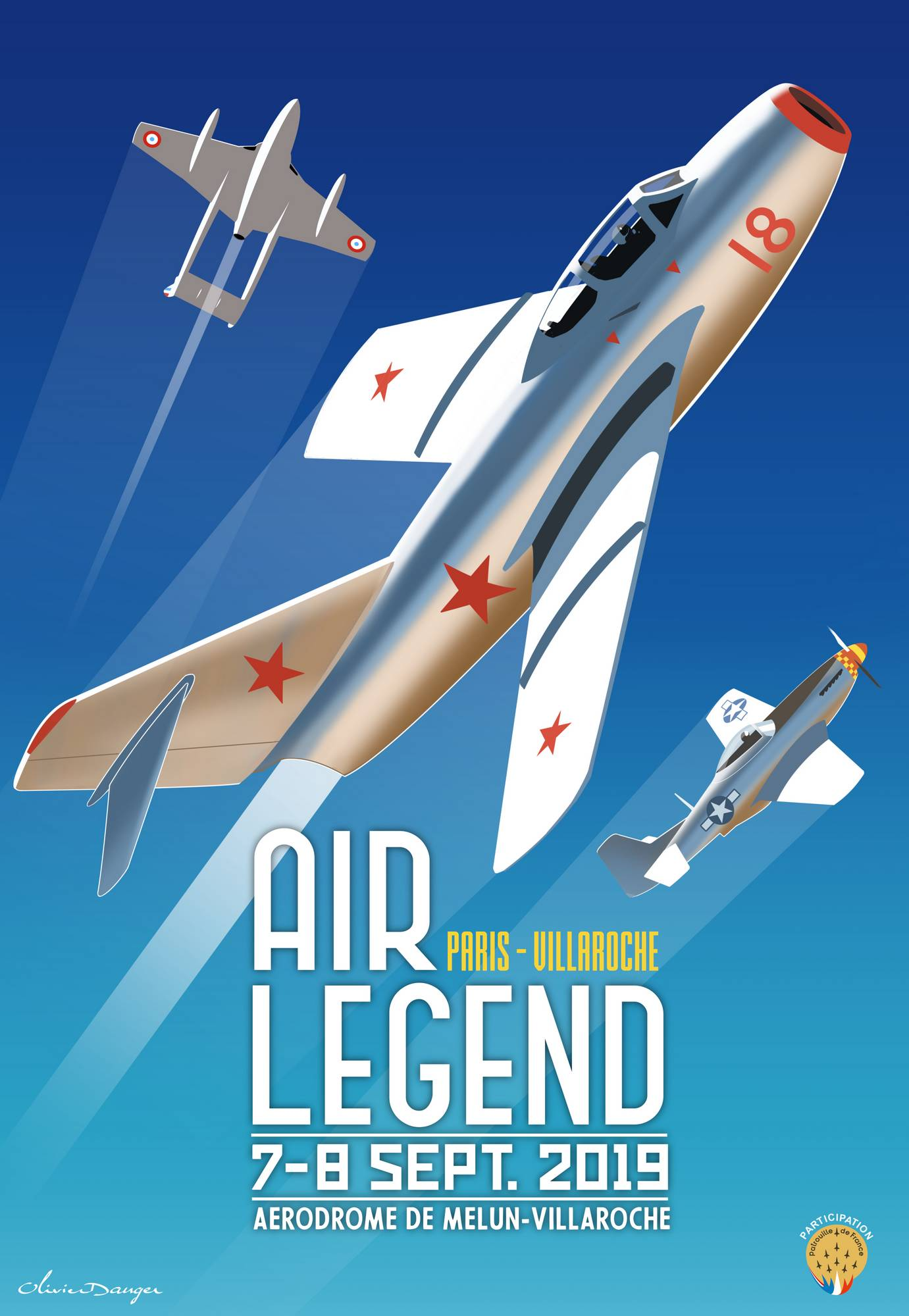Paris-Villaroche Air Legend