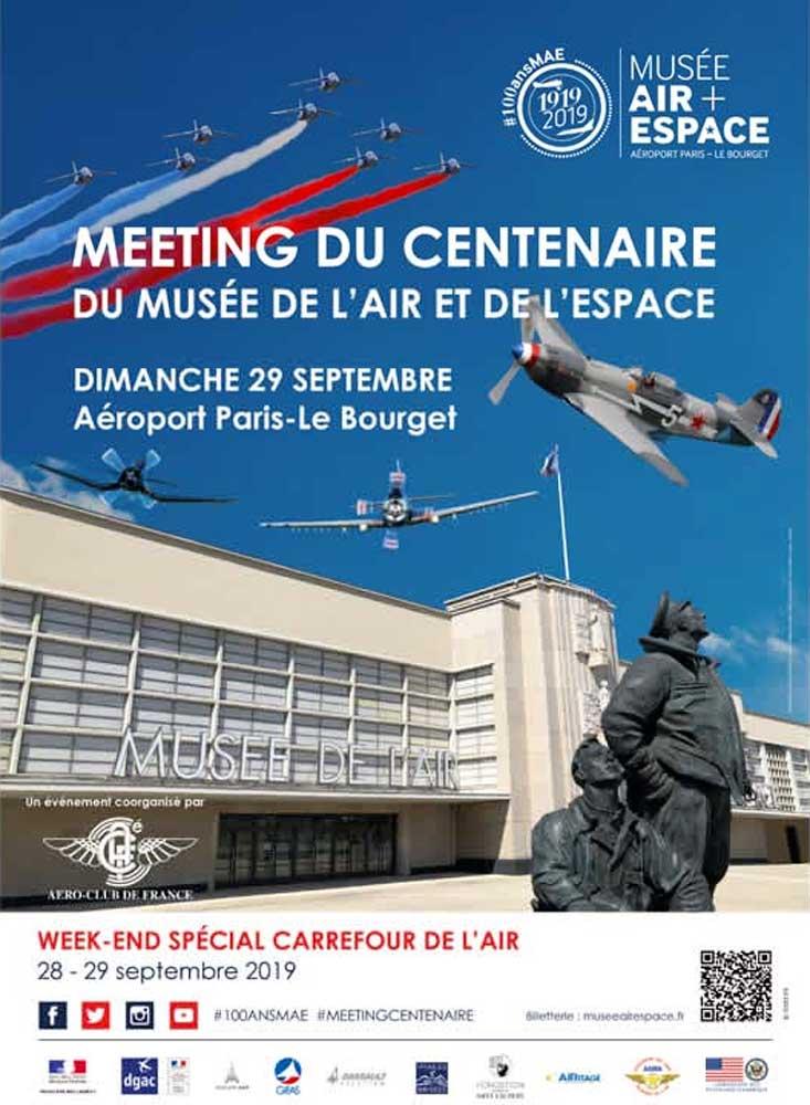 Meeting Aérien du Centenaire du Musée de l'Air et de l'Espace