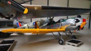 Le Ryan PT-22 Recruit N53018 à La Ferté-Alais en 2014 (Photo Johnny Comstedt (CC BY-NC-ND 2.0))