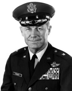"Brigadier General Charles ""Chuck"" Yeager (Photo US Air Force)"
