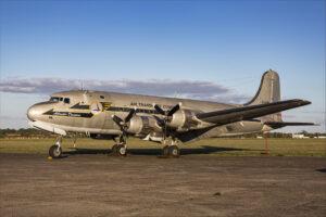 Douglas C-54Q Skymaster 56498 © Nick Jennings